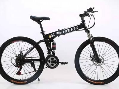 Xe đạp gấp HaHoo