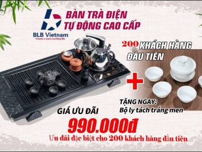 Bàn trà điện Hahoo