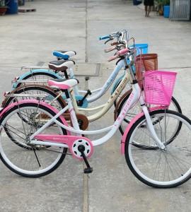 Xe Đạp Mini Xuất Khẩu Nhật Bản Hahoo 24in